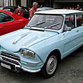 Citroën ami 6 berline-1967