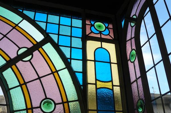 Oriel du XIX°siècle restauré