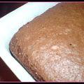 Tonka cake chocolat