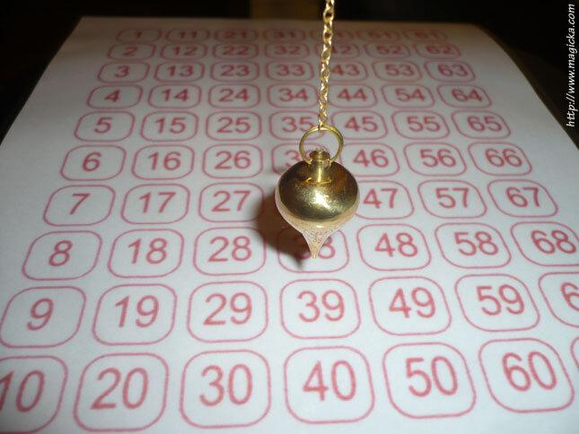 Gagner gros aux jeux de hasard avec un pendule magique