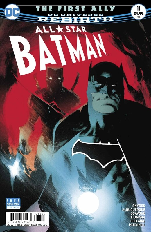 rebirth all star batman 11