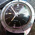 Timex électric des années fin 60