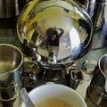 Café chromé