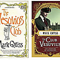 The vesuvius club, de mark gatiss