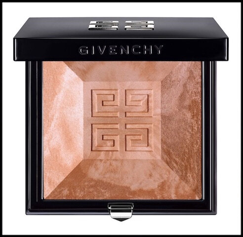 givenchy healthy glow powder pink shimmery glow