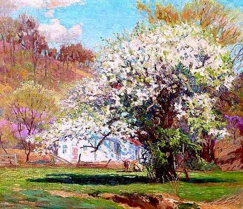 Louis-Oscar-Griffith--1875-1956----Matin-de-Mai