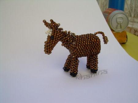 Cheval marron (crea perso)