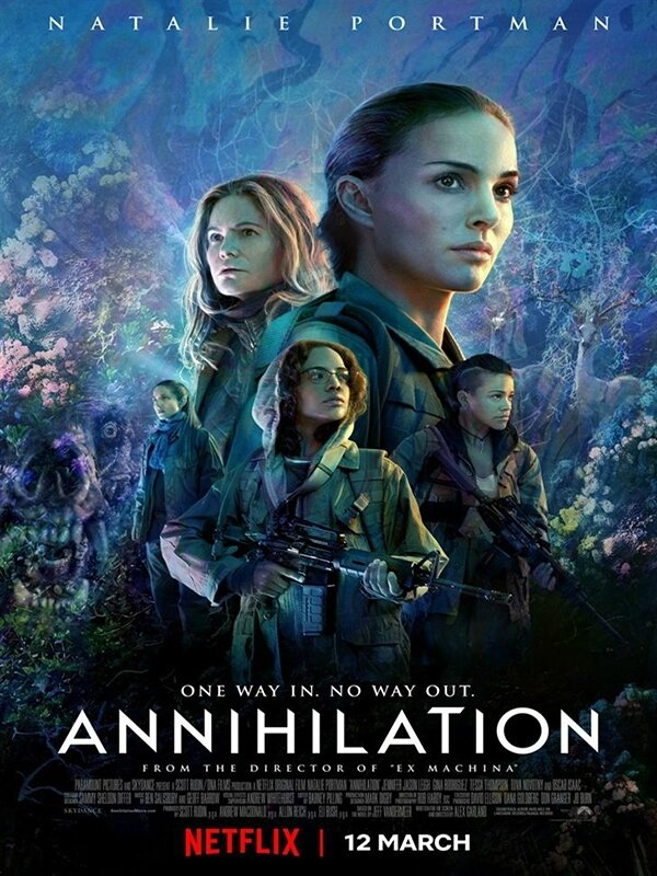 ANNIHILATION - de Alex Garland