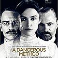 Crocro vous invite au théâtre (a dangerous method)