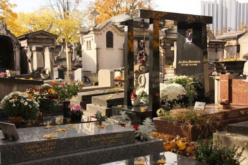 cimetière Montparnasse 4 098