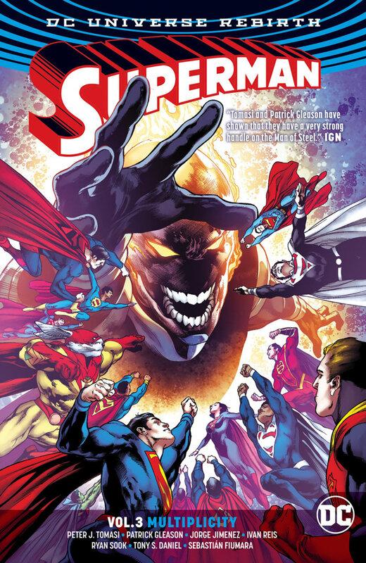 rebirth superman vol 03 multiplicity TP