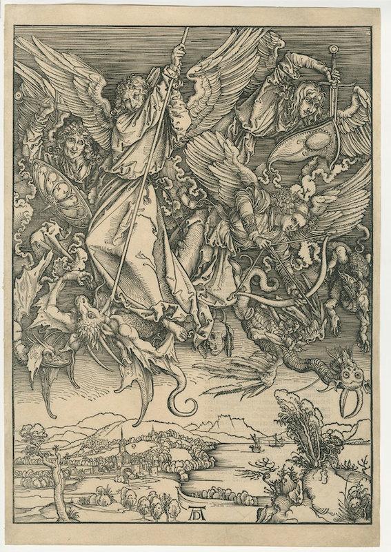 apocalypse-michael-dragon