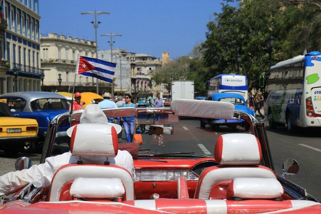 La Havane : En voiture pour l'histoire.