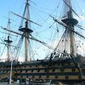 HMS VICTORY Portsmouth Août 2009