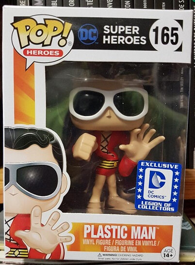 pop plastic man