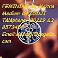 Talisman mystique vaudou pour la fertilite feminine