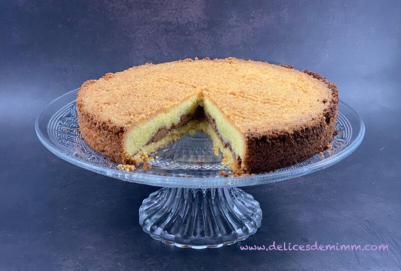 Le gâteau breton au praliné 3