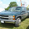 CHEVROLET Blazer 4door Crew Cab Dually pick-up Madine (1)