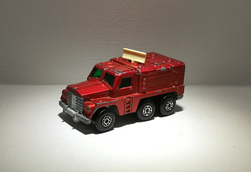 Badger (Matchbox)