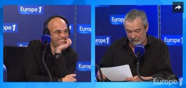 """[PODCAST] Pascal Obispo sur Europe 1 dans l'émission """"Bonjour la France"""""""