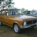 Renault 6 4x4 sinpar