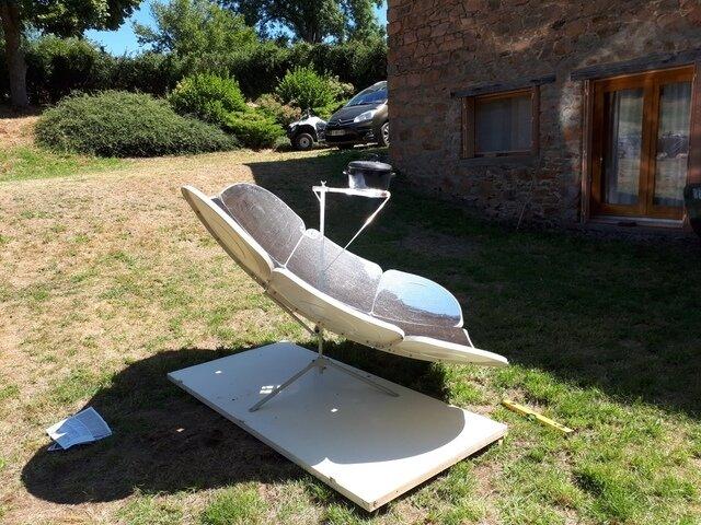 four solaire YM 180