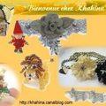 Jeu sur le blog de khahina