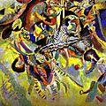 Abstrait 1914_Fugue_Kandinsky