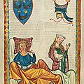Heinrich von morungen (1150 – 1222) : « des regards douloureux... » / « leitlîche blicke... »