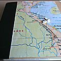 Road book du vietnam