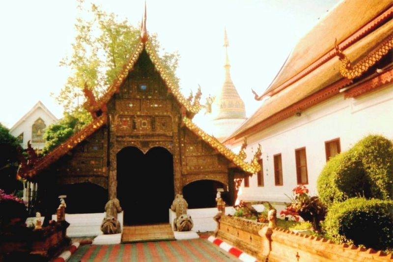 Chiang Maï Wat Waharam