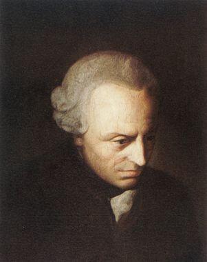"""Kant : """"L'homme est sans doute assez peu saint, mais l'humanité dans sa personne doit être sainte pour lui"""""""