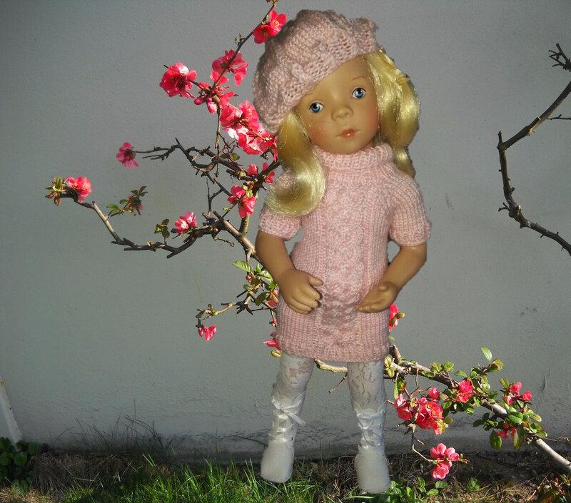 minouche fleur de cerisier