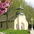 La chapelle saint pierre à lompnes