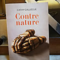 Contre nature - cathy galliegue