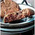 Cookies au nutella ♥ (3 ingrédients)