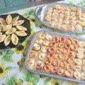 100 minis - quiches et pizzas