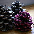 L'atelier des enfants #3 : diy de noël : du rose et des paillettes !!!