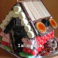 Ma toute première création en bonbons!!!