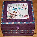 Boite thé papillons 1 blog