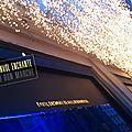 // les jolies vitrines de noël 2012- le bon marche