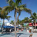 La floride côte ouest, les everglades et miami