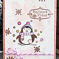 Des cartes de saison