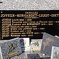 Joyeux raymond (lourouer saint laurent) + 13/06/1918 beauvais (60)