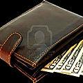 Porte feuille magnétique avec la carte talisman des 7 pouvoirs,comment avoir le portefeuille magique