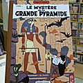 Golden creek, jacobs, blake & mortimer, le mystère de la grande pyramide disponible en boutique