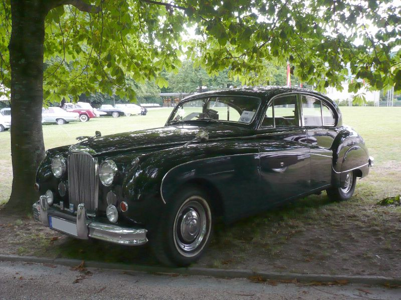 JAGUAR Mk IX Automatix 1959 Baden Baden (1)