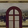 Gilbert, départ gambetta (1889)