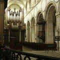 Prise du transept Sud.