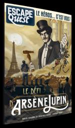 Boutique jeux de société - Pontivy - morbihan - ludis factory - escape quest 2